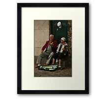 Duo Framed Print