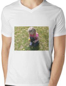~miracles~ Mens V-Neck T-Shirt