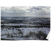 Rosedale in Winter Poster