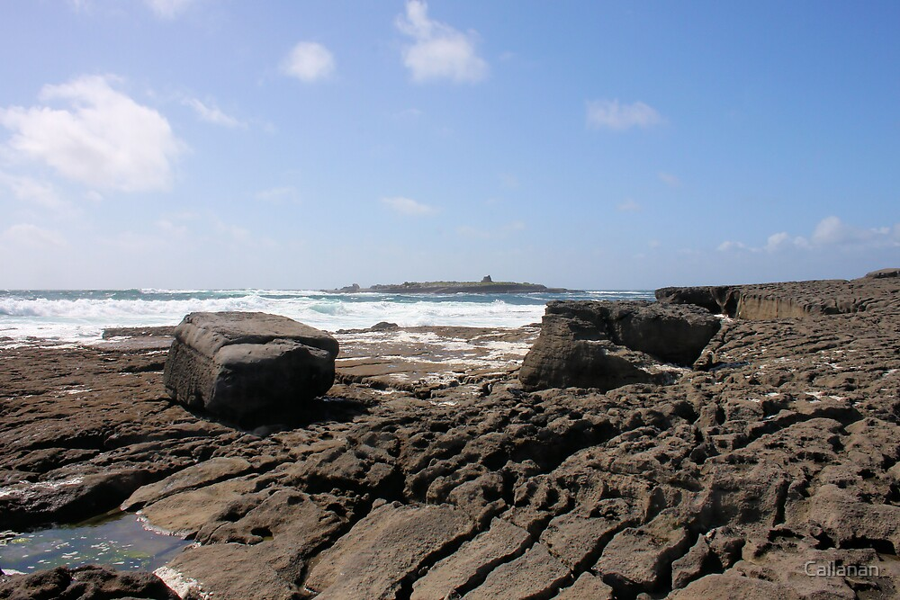 Doolin Rocks 01 by Callanan