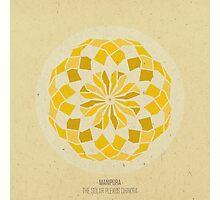 Manipura - The Solar Plexus Chakra Mandala Photographic Print