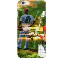 Mike Trout iPhone Case/Skin