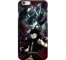 Gajeel- Iron dragon slayer magic iPhone Case/Skin