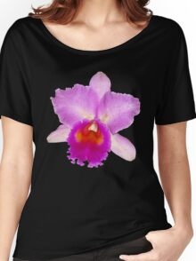 Orchid #7 Women's Relaxed Fit T-Shirt