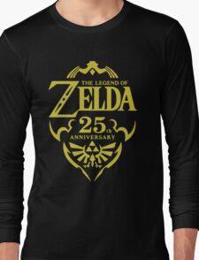 The Legend of Zelda, 25th Anniversary Long Sleeve T-Shirt