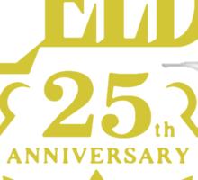 The Legend of Zelda, 25th Anniversary Sticker