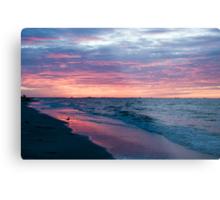 Daybreak at Sanibel Island Metal Print