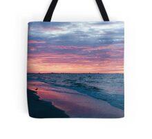 Daybreak at Sanibel Island Tote Bag