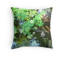 Greenery Throw Pillow