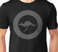 Royal Australian Air Force (Low Vis) Unisex T-Shirt