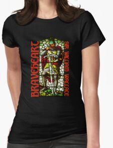 Braveheart - William Wallace Womens Fitted T-Shirt
