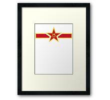 The People's Liberation Army Air Force Framed Print