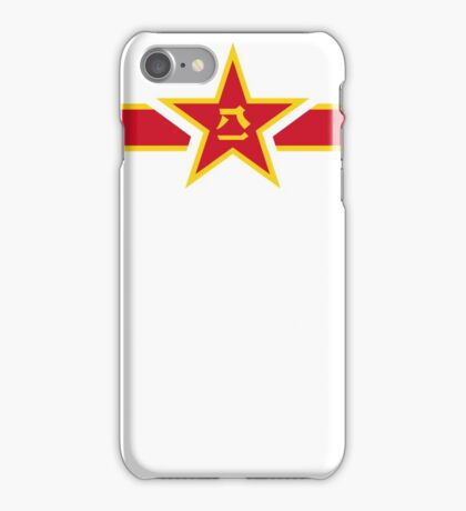 The People's Liberation Army Air Force iPhone Case/Skin