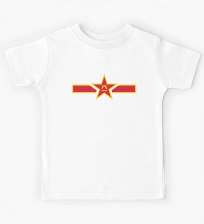 The People's Liberation Army Air Force Kids Tee