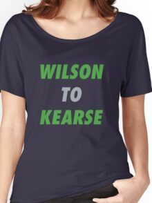 Wilson to Kearse Women's Relaxed Fit T-Shirt