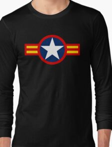 Vietnam Air Force Emblem Long Sleeve T-Shirt