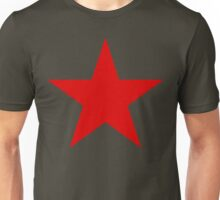 Soviet Air Forces Star Unisex T-Shirt