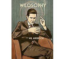 Wilosophy Poster Photographic Print