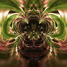 DEMENTED NATURE by Bobbie Sandlin