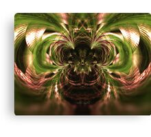 DEMENTED NATURE Canvas Print