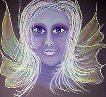 Faerie girl by Sandra1709