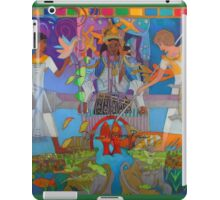 Two of Brotherly Love iPad Case/Skin