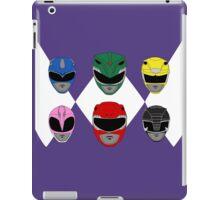 Mighty Morphin' Power Rangers iPad Case/Skin