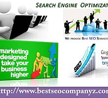 Find the Best SEO Companies by Bestseocompanyz