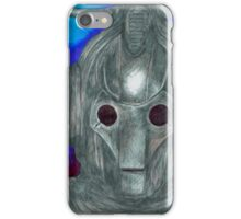 Cyberman Sketch iPhone Case/Skin