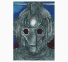 Cyberman Sketch One Piece - Short Sleeve