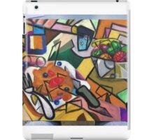 Pancake Breakfast: Picasso Style iPad Case/Skin