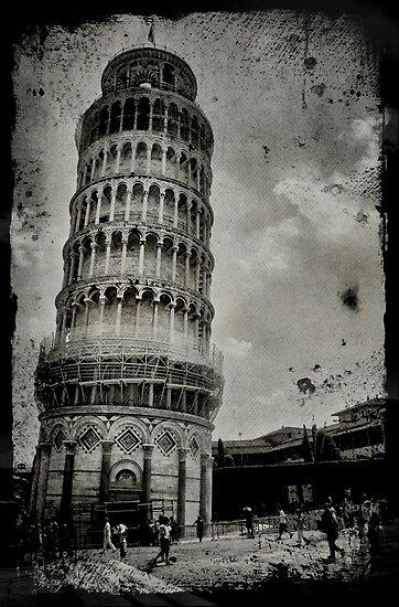 Pisa / Tuscany by Sigrid  Kleinecke