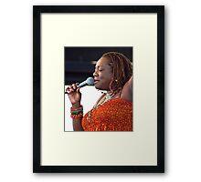 Thornetta Davis Framed Print