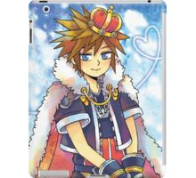 Kingdom Hearts - Sora iPad Case/Skin