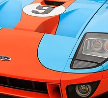 Ford GT by dlhedberg