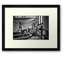 Spirito Framed Print