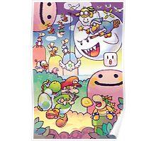 Yoshi's Island Poster