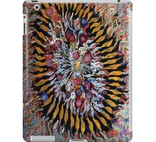 An implosion EXPLOSION iPad Case/Skin