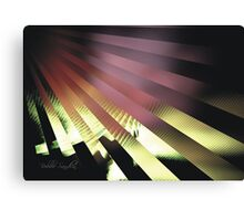 UV RAYS Canvas Print