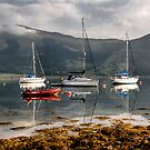 Loch Leven by Linda  Morrison
