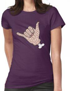Trippy Shakka Womens Fitted T-Shirt
