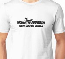 North Narrabeen Surfing Unisex T-Shirt