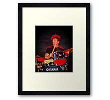 Chris Layton Framed Print
