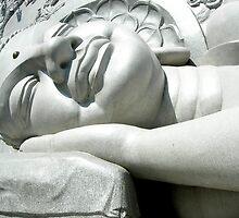 Reclining Buddha by Natalie Broome