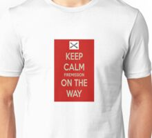 Fire Mission on the way Unisex T-Shirt
