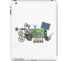 The Machine iPad Case/Skin