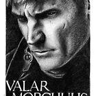 Jaime Lannister - Valar Morghulis by Rotae
