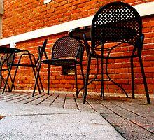 Santa Cruz Chairs Angle 2 by Robbs