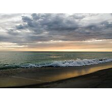 Green Waters of the Gulf of Mexico Photographic Print