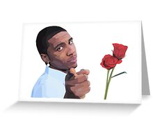 Lil B 'The BasedGod' Loves You! Greeting Card